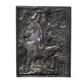 Poromies Man With a Reindeer 225x290 mm